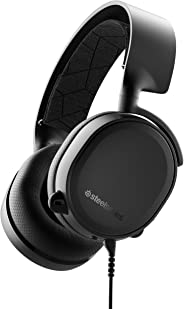 SteelSeries Arctis 3 (2019 Edition) All-Platform Gaming Headset for PC, PlayStation 4, Xbox One, Nintendo Switch, VR, Androi
