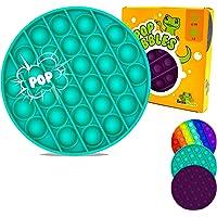 Gecko Mundo, Pop it, Pincez sensoriel Jouet, Bubble Toy, Sensory Fidget Toy, Jouet Antistress pour Enfants et Adultes…
