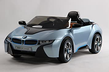 riiroo official licensed bmw i8 kids ride on car battery powered cars with remote control