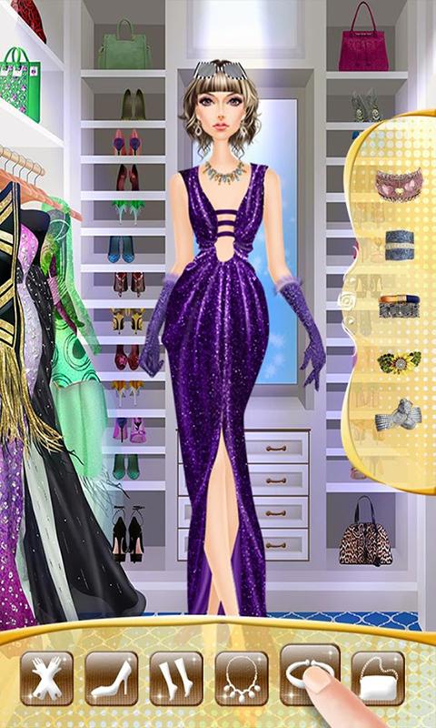 Top Model Makeover - Girls Games - 4