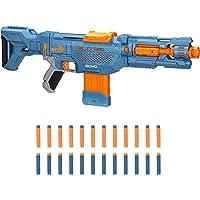 Nerf Elite 2.0, Blaster Echo CS-10, 24 fléchettes Nerf, Chargeur 10 fléchettes, Crosse Amovible et rallonge de Canon, 4…