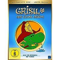 Grisu, der kleine Drache - Die komplette Serie (Episode 1-28) [4 Discs im Digi-Pack] [Limited Edition]