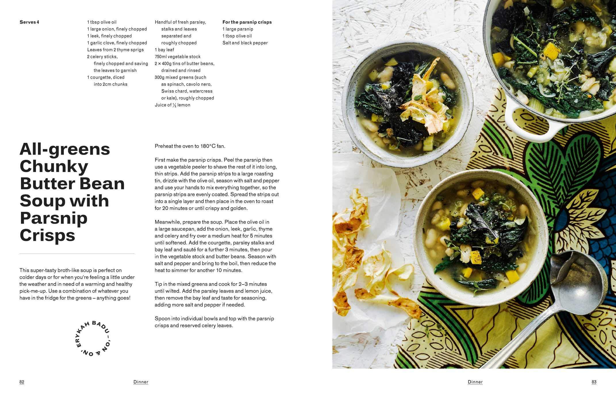 Rachel Ama's Vegan Eats: Tasty plant-based recipes for every day 6