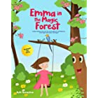 Emma in the Magic Forest: Inspirational Stories for Girls about Confidence, Courage and Inner-Strength | Present for Girls (E