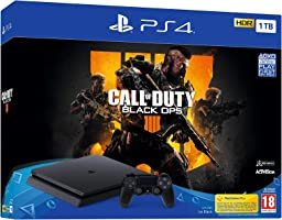 Sony PlayStation 4 1 TB Oyun Konsolu ve COD:Black Ops 4