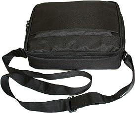 SUVE Saregama Carvaan Portable Digital Music Player Bag Accessories for SC01,SC02,SC03,SCM01,R2005 Models (Black)