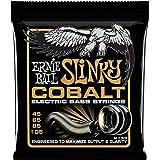 Cordes basse électrique Ernie Ball Hybrid Slinky Cobalt - Calibre 45-105