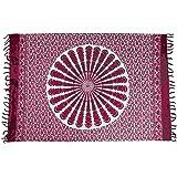 Ciffre Ca 30 Modelle Sarong Pareo Wickelrock Standtücher Schals Handtuch aus der Serie Crazy Islands Riesen Auswahl