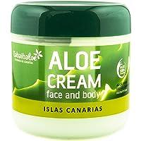 Crema idratante viso e corpo Aloe Vera 300 ml Tabaibaloe
