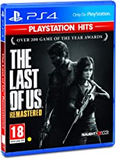 The Last of US Hit (PS4)