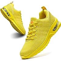 BUBUDENG Femme Basket Chaussures de Sport Running Course Sport Fitness Sneakers Chaussures de Running sur Route Outdoor…