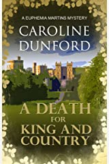 A Death for King and Country: A Euphemia Martins Murder Mystery (Euphemia Martins Mysteries Book 7) Kindle Edition