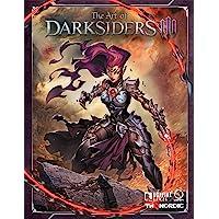 The Art of Darksiders 3