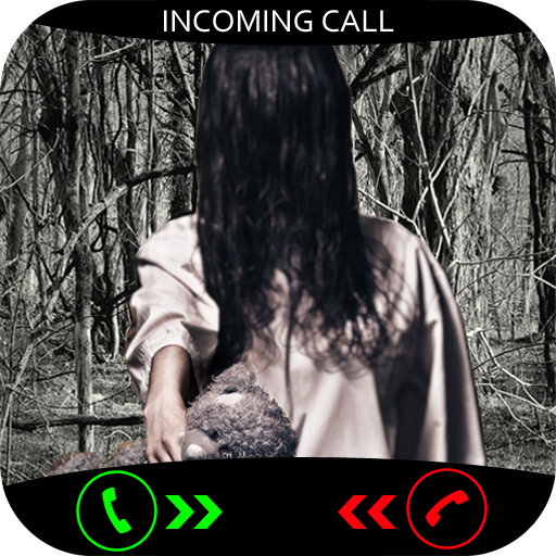 Death Text Prank Call (Halloween Scary Face App)