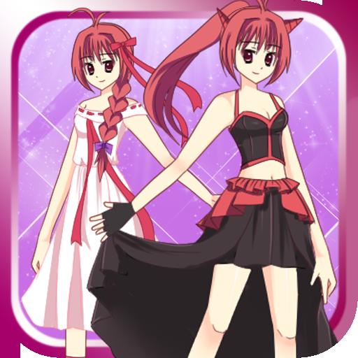 Allison Goes Anime - Dress Up (Allison Doll)
