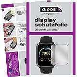 dipos I 6X Pellicola Protettiva Compatibile con Yamay SW018 Smartwatch Pellicola di Protezione Cristallo