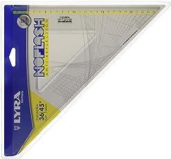 Fila Lyra Noflash Squadra 36cm/45°in busta PVC