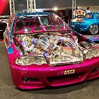 Modifié voiture de sport