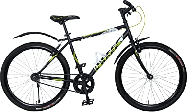 Kross Bolt 26T Single Speed Black Sports Bicycle