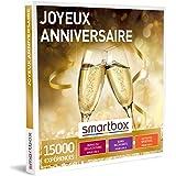 SMARTBOX - Coffret Cadeau d'anniversaire - Idée cadeau original pour homme ou femme : Repas ou dégustations, soins relaxants,