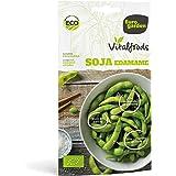 Eurogarden - Semillas Vitalfood para cultivar. Semillas sanas y naturales. (SOJA SUMMER SHELL EDAMAME VITALFOODS)