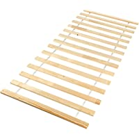 Inter Link Rollrost Slats for Single Bed, 198 x 90 x 2 cm