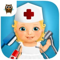 Sweet Baby Girl - Kids Hospital, Dentist, Ear Doctor, Emergency Room and Ambulance