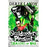 Seasons of War: the latest 2020 novel in the bestselling series (Skulduggery Pleasant, Book 13)