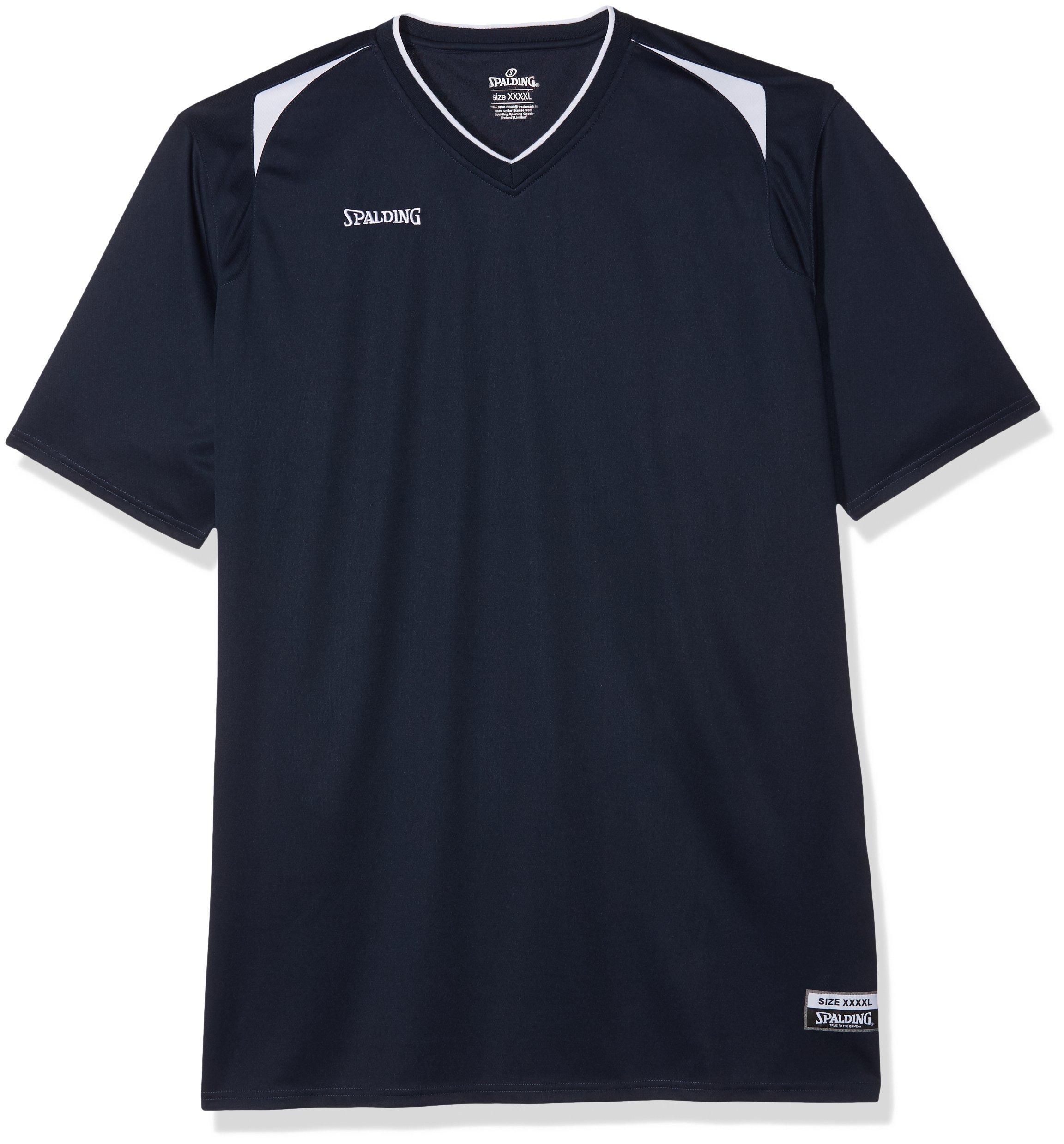 6b4ac686d256 Spalding Attack shooting shirt Teamsport – Just Sports UK