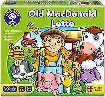 Orchard Ali Babanin Çiftliği Lotto 3 - 6 Yaş Eğitici Oyun