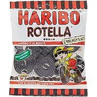 Haribo Rotella Liquirizia - 5 pezzi da 100 g [500 g]