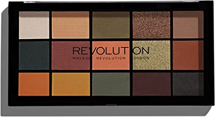 Makeup Revolution Re-Loaded Palette, Division, 16.5g