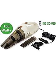 RNG Eko Green RNG-2001 Car Handheld Vacuum Cleaner (White)