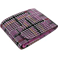 Lusso Pelle Premium Leatherette Printed Wallet for Women