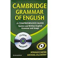 Cambridge Grammar Of English A Comprehensive Guide W/Cd