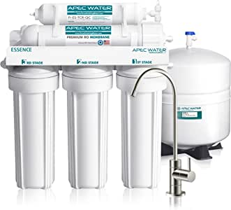 Replacement Filter Set for EXCITO-CL Premium 5 Stage water filter system