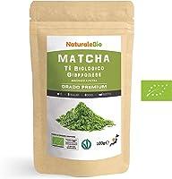 Té Verde Matcha Orgánico Japonés En Polvo [ Calidad Premium ] 100g. Té Matcha Biológico Japonés. Té Bio Grado Premium....