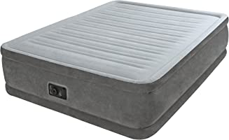 Intex - Airbed/Materasso gonfiabile Comfort Plush Elevated