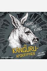 Die Känguru-Apokryphen: 4 CDs Audio CD