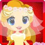 Bride Dress Up Wedding Salon - Princess Make Up Spiele für Mädchen gratis