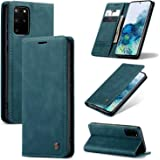 BOUNCEBACK Flip Cover for Samsung Galaxy Note 10 Lite Leather (Blue)