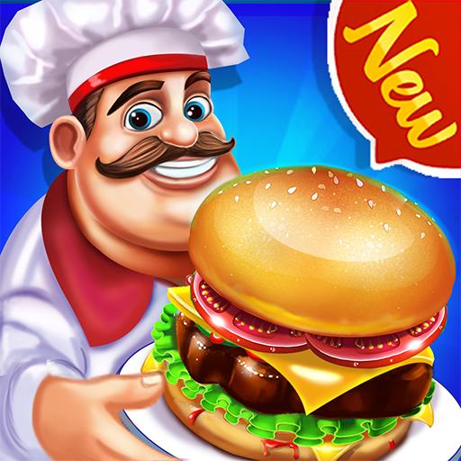 Cooking Crave : Chef Restaurant Cooking Games (Spiel Chef Burger)