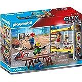 PLAYMOBIL City Action 70446 Rusztowanie z robotnikami, od 5 lat