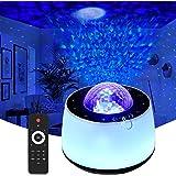 LED Sternenhimmel Projektor, Kimwood Sternenlicht Projektor Nachtlicht Kind USB Einschlafhilfe, Touch Control, Ferngesteuerte