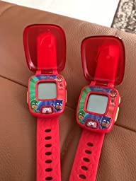 VTech Juguete Owlette PJ Masks Watch 175853 : Amazon.es: Relojes