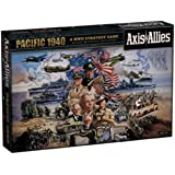 Avalon Hill Axis And Allies Pacific 1940