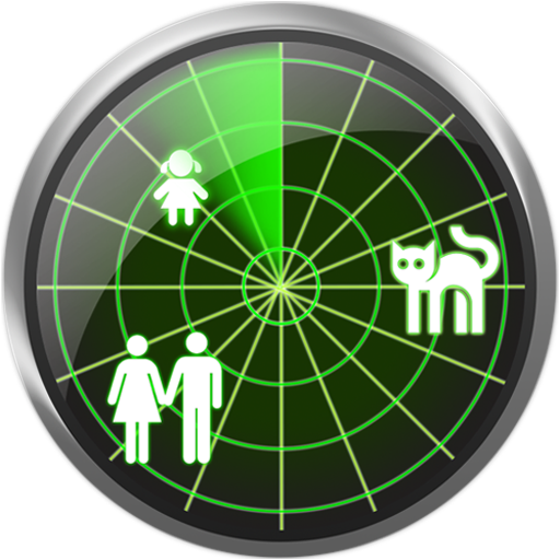 Real Radar Scanner People Joke Universal-radar