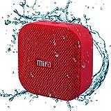 MIFA A1 Mini Lautsprecher Bluetooth, Technologie TWS, 15 Stunden Spielzeit, IP56 Wasserfester und Staubdichter Wireless…