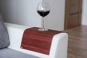 Armlehnenschoner Aus Holz Sofa Ablage Untersetzer Sofa Tablett 6 Küche Haushalt