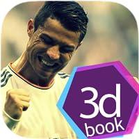 3D Book Cristiano Ronaldo
